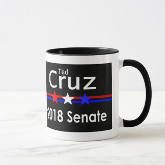 Caneca 2018 do Senado de Ted Cruz