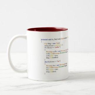 Caneca 2,0 do programador