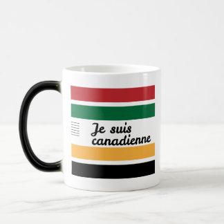 Caneca 5 canadense tradicional da cobertura