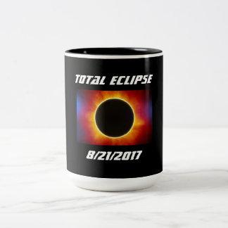 Caneca 8/21/2017 do eclipse total