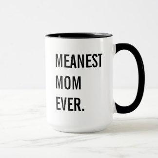 Caneca A mamã a mais média nunca