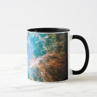 Caneca A nebulosa de caranguejo
