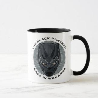 Caneca A pantera preta | fez em Wakanda