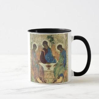 Caneca A trindade santamente, 1420s (tempera no painel)