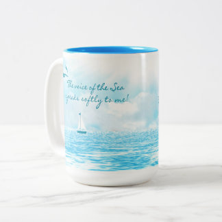 Caneca - a voz do mar fala-me macia