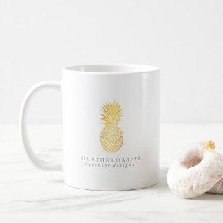 Caneca - abacaxi do ouro