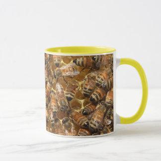 Caneca Abelhas doces do mel!