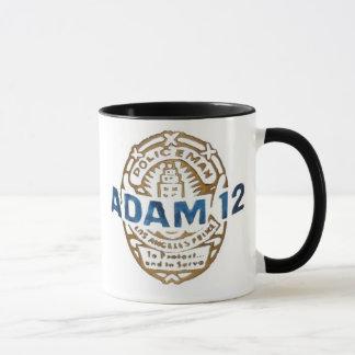 Caneca Adam-12 & arrastão