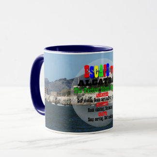 Caneca Alcatraz
