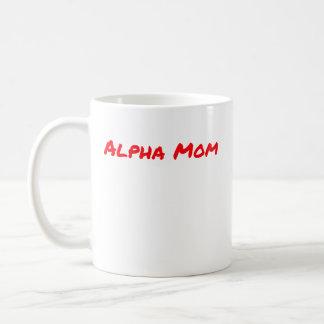 Caneca alfa da mamã