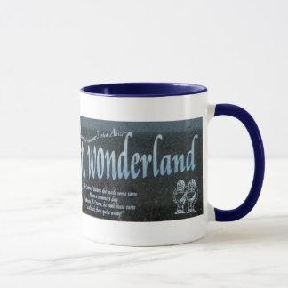 Caneca Alice_in_Wonderland