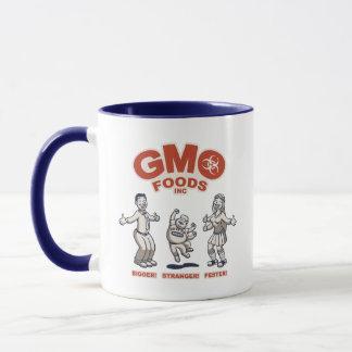 Caneca Alimentos de GMO