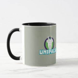 Caneca Alpaca Z67aj do unicórnio de Unipaca