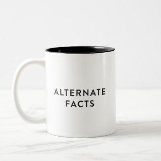 Caneca alternativa dos fatos