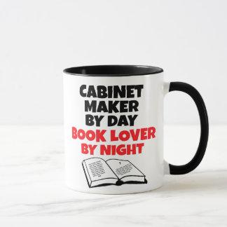 Caneca Amante de livro do fabricante de armário