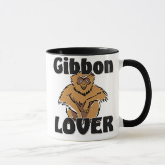 Caneca Amante do Gibbon