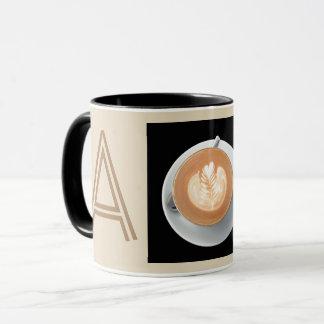 Caneca Amantes do café do Cappuccino