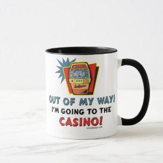 Caneca Amantes do casino