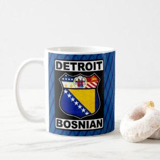 Caneca americana bosniana de Detroit