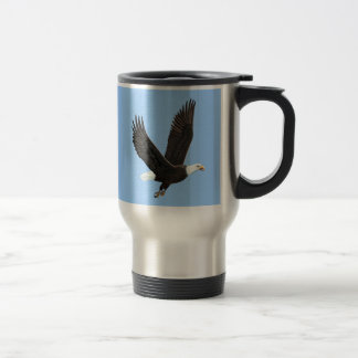 Caneca americana da águia americana
