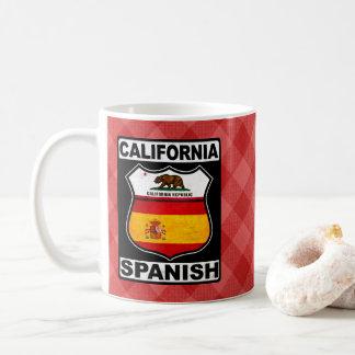 Caneca americana espanhola de Califórnia
