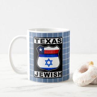 Caneca americana judaica de Texas
