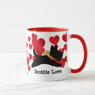 Caneca Amor do Scottie