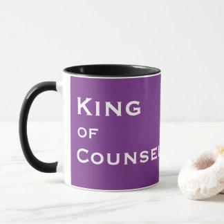 Caneca Apelido masculino engraçado do conselheiro -