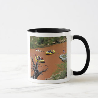 Caneca As jangada pstas remo transformam no Rio Colorado