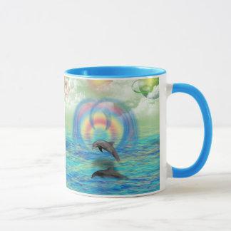 Caneca Ascensão do golfinho