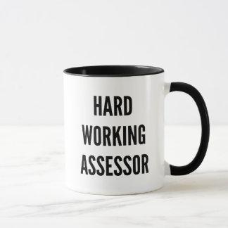 Caneca Assessor de trabalho duro