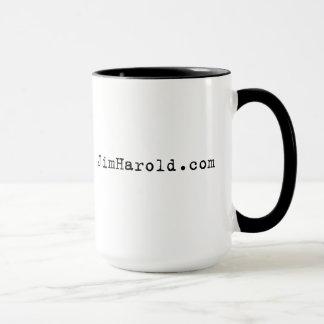 Caneca assustador de JimHarold.com da estada