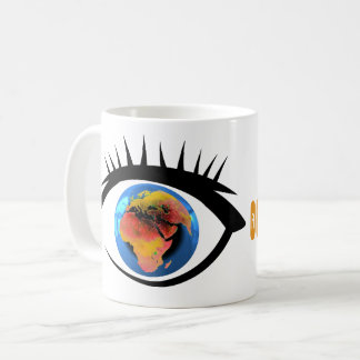 Caneca atavisionary do olho do mundo