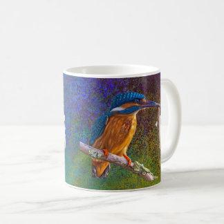 Caneca azul do martinho pescatore