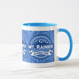 Caneca Azul do Monte Rainier