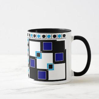 Caneca Azulejo como o design