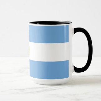 Caneca Bandeira de Argentina