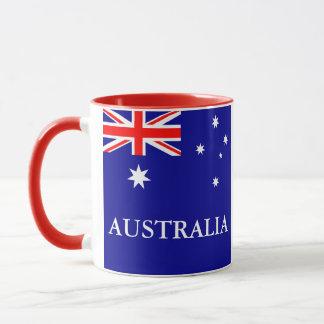 Caneca Bandeira de Austrália