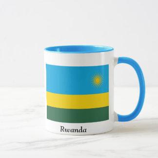 Caneca Bandeira de Rwanda