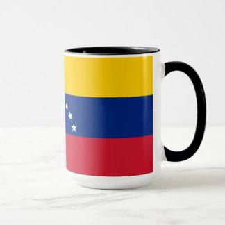 Caneca Bandeira de Venezuela