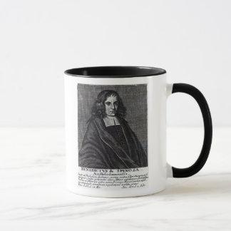 Caneca Baruch de Spinoza