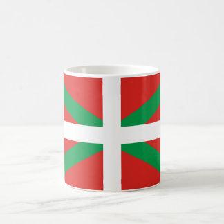 Caneca Basque da bandeira