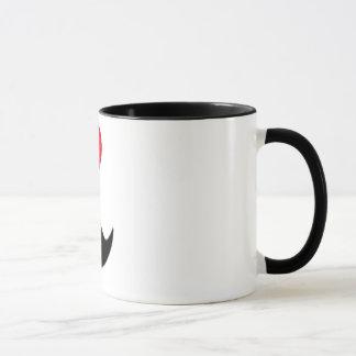 Caneca beautiful coffee mug