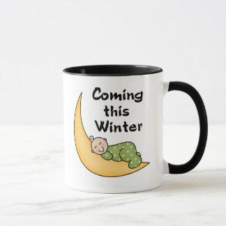 Caneca Bebê que vem este inverno