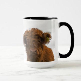 Caneca Bebé vaca Kaffeetasse