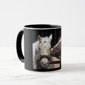 Caneca Beijo do cavalo