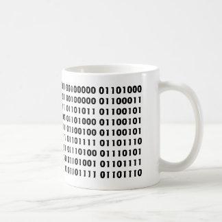 caneca binária