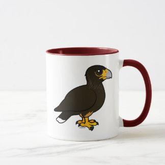 Caneca Birdorable Striated o Caracara