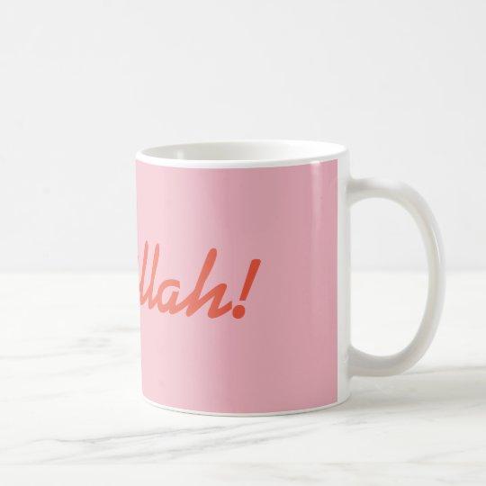 Caneca Bismillah! Mug