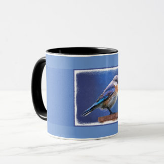 Caneca Bluebird (fêmea)